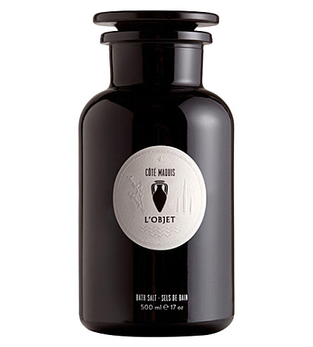 THE CONRAN SHOP Côte Maquis bath salts 500ml