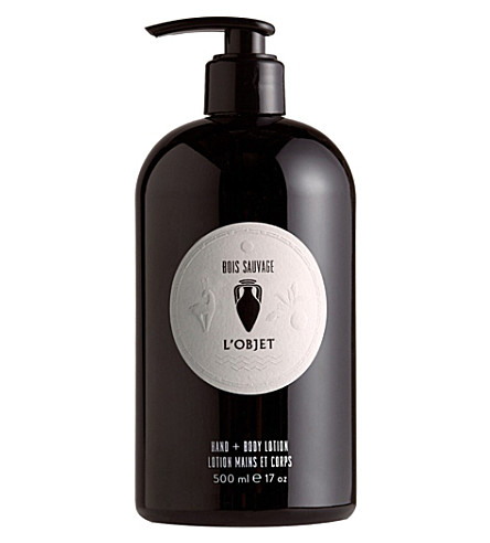 THE CONRAN SHOP Bois Sauvage hand and body soap 500ml