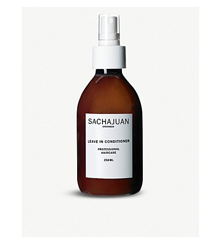 THE CONRAN SHOP SACHAJUAN Leave In conditioner 250ml