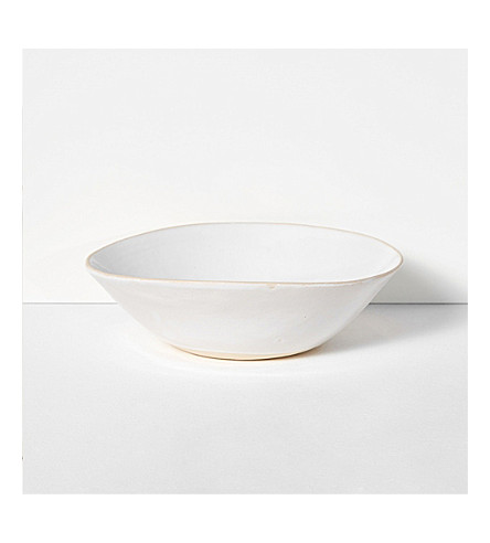 THE CONRAN SHOP Organic sand medium salad bowl