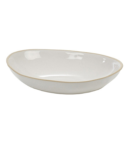 THE CONRAN SHOP Organic Sand large ethosha bowl 27.5cm