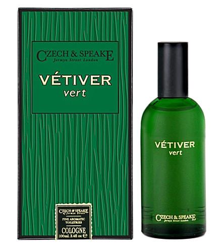 THE CONRAN SHOP Vertiver Vert cologne 100ml