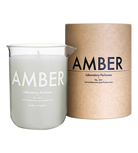 THE CONRAN SHOP Amber scented candle
