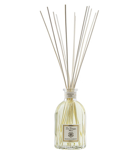 THE CONRAN SHOP Dr Vranjes Ginger + Lime Diffuser 250ml (None/clear