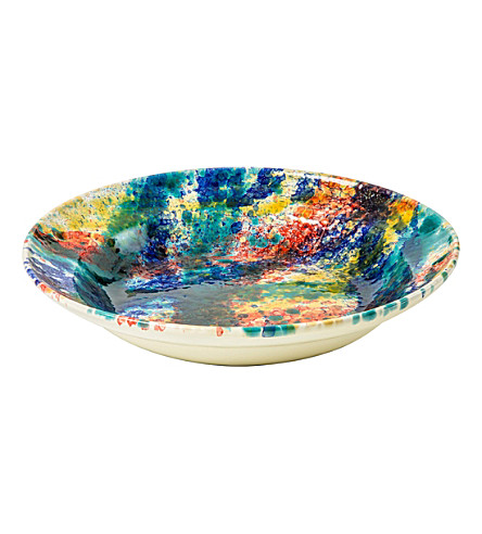 THE CONRAN SHOP Ceramiche Fasano ceramic serving platter 40cm