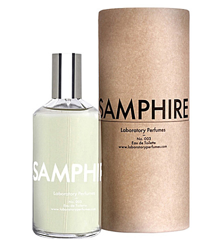 THE CONRAN SHOP Laboratory Perfumes Samphire edt 100ml