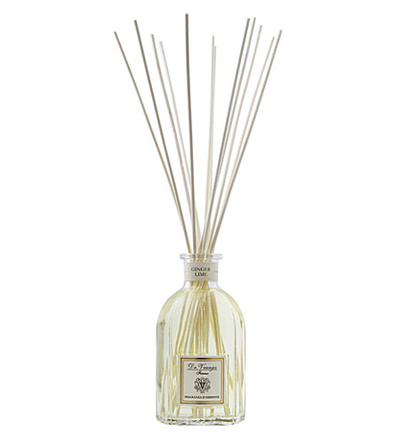 THE CONRAN SHOP Dr Vranjes Ginger and Lime diffuser 500ml (None/clear