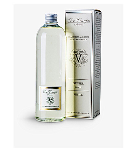 THE CONRAN SHOP Dr Vranjes Ginger and Lime Refill 500ml