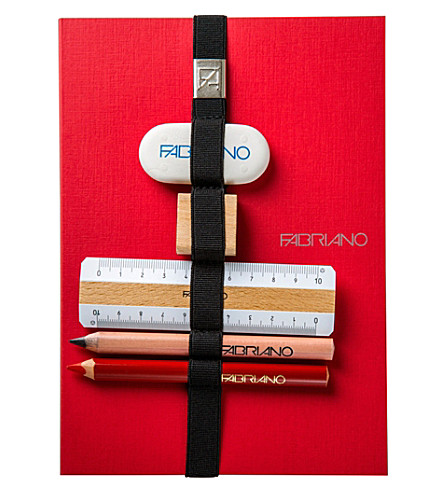THE CONRAN SHOP Fabriano Tools notebook
