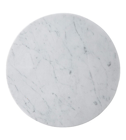 THE CONRAN SHOP White marble placemat