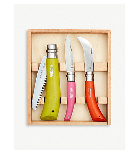 THE CONRAN SHOP Opinel gardening set