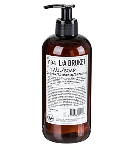 THE CONRAN SHOP L:A Bruket liquid soap 450ml