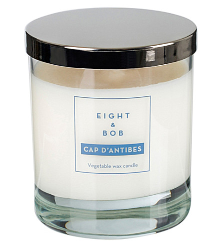 THE CONRAN SHOP Eight & Bob Cap d'Antibes candle 190g
