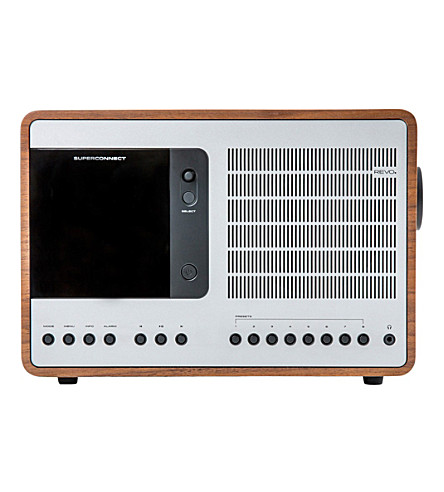 THE CONRAN SHOP Revo SuperConnect DAB Spotify Bluetooth Radio