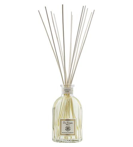 THE CONRAN SHOP Dr. Vranjes duomo ginger & lime diffuser 250ml (None/clear