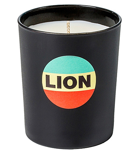 THE CONRAN SHOP Bella Freud Lion scented candle