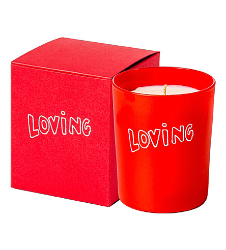 THE CONRAN SHOP Bella Freud loving candle 180g