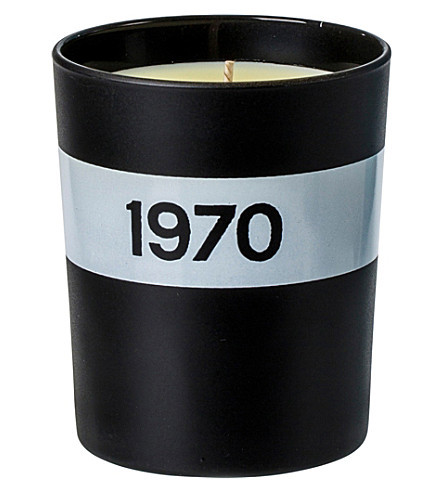 THE CONRAN SHOP Bella Freud 1970 scented candle