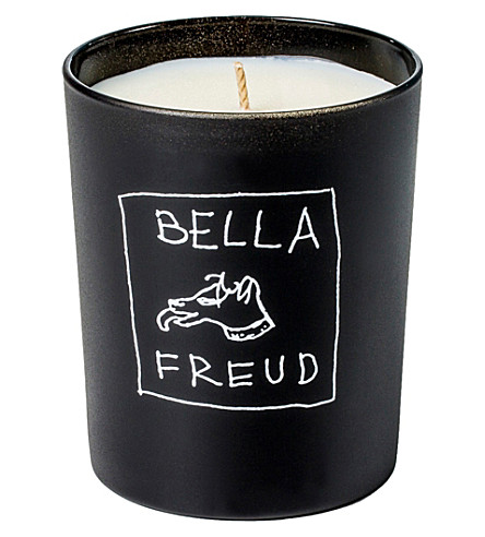 THE CONRAN SHOP Bella Freud signature candle 180g
