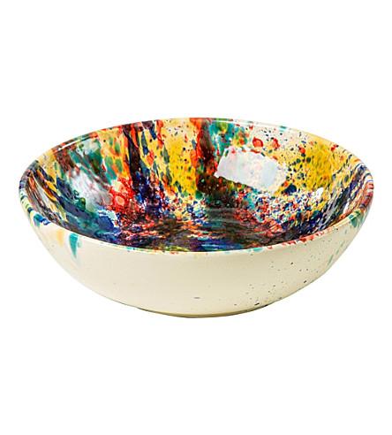 THE CONRAN SHOP Shop Ceramiche Fasano ceramic splatter bowl 30cm