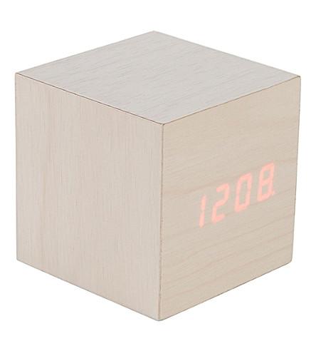 THE CONRAN SHOP Cube clock