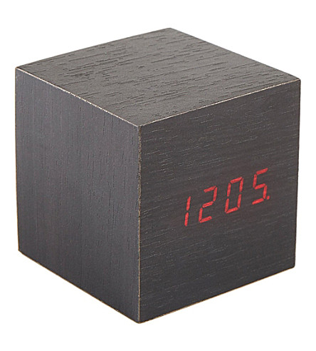 THE CONRAN SHOP Cube clock