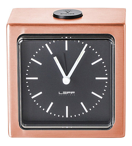 THE CONRAN SHOP Block alarm clock