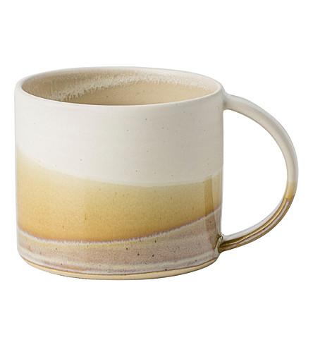 THE CONRAN SHOP Stoneware rainbow mug