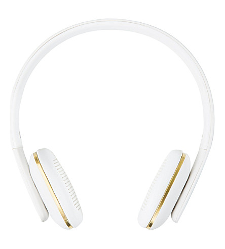 THE CONRAN SHOP Kreafunk aHead wireless headphones (White