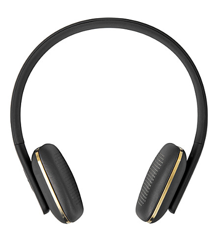 THE CONRAN SHOP Kreafunk aHead wireless headphones (Black