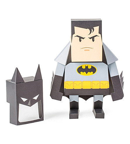 THE CONRAN SHOP Batman paper model