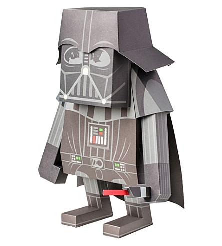 THE CONRAN SHOP Darth Vader paper model