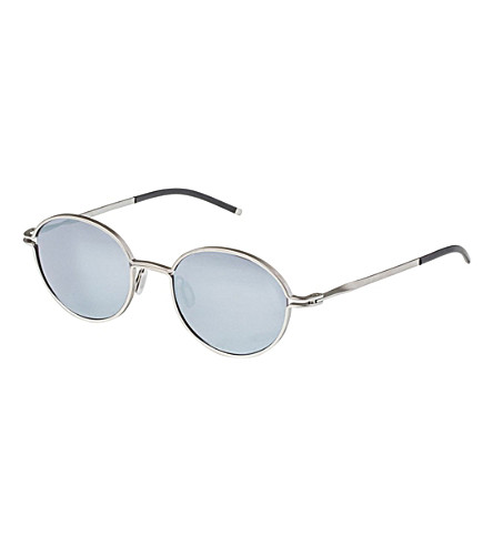 THE CONRAN SHOP Panto 01 titanium sunglasses