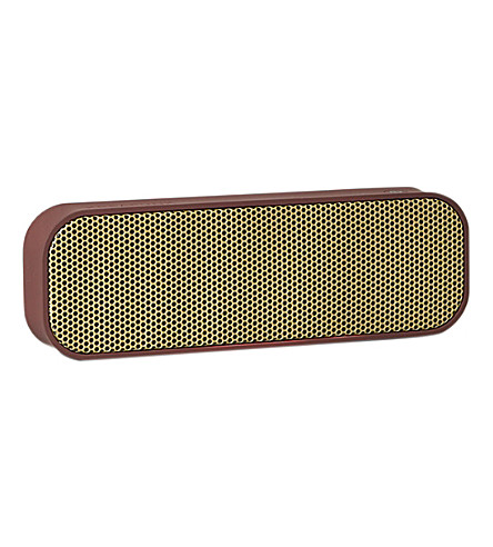 THE CONRAN SHOP Kreafunk aGroove wireless speaker (Purple