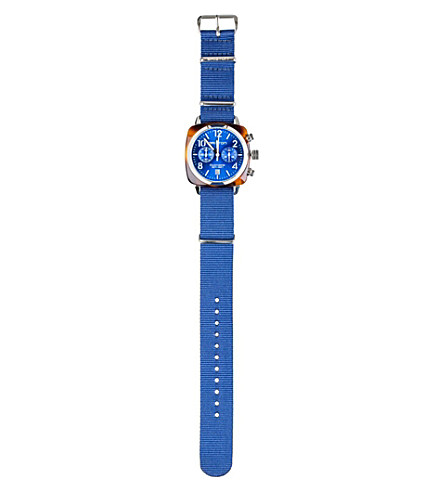 THE CONRAN SHOP 15140.SA.T.9.NNB Briston Watches chronograph watch