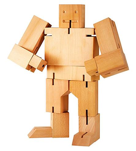 THE CONRAN SHOP David Weeks Cubebot XL puzzle toy