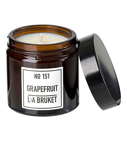 THE CONRAN SHOP Grapefruit travel candle 50g