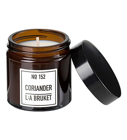 THE CONRAN SHOP Coriander travel candle 50g