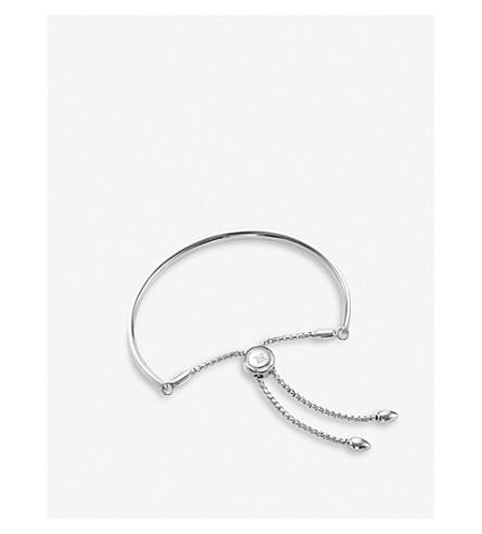 MONICA VINADER Fiji sterling silver chain bracelet (Silver