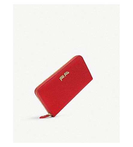 FOLLI FOLLIE 旅行钱包 (红色