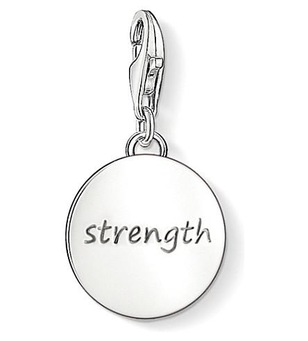 THOMAS SABO Charm club silver strength charm pendant