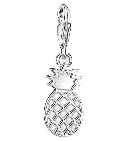 THOMAS SABO Charm Club pineapple sterling silver charm