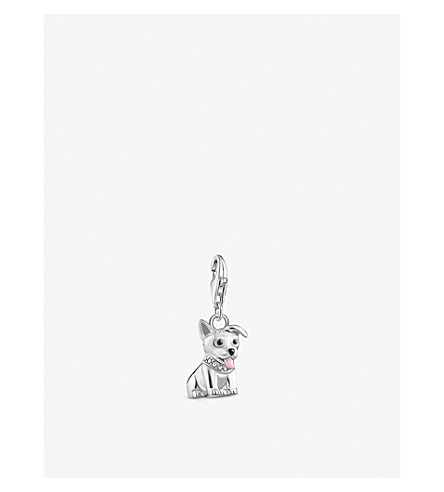 THOMAS SABO Chinese New Year Sitting dog charm
