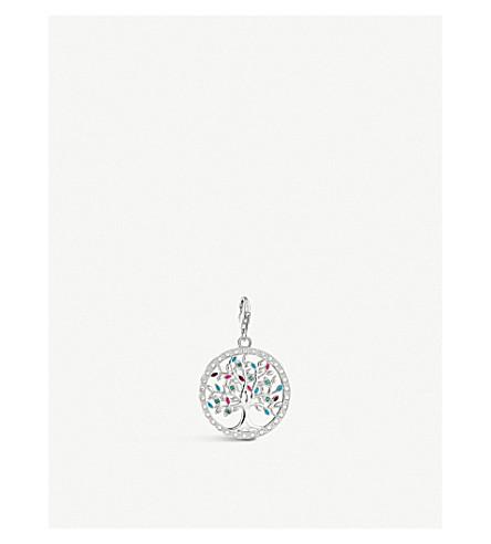THOMAS SABO Tree of Life sterling silver charm