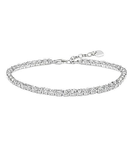 THOMAS SABO Sterling silver tennis bracelet
