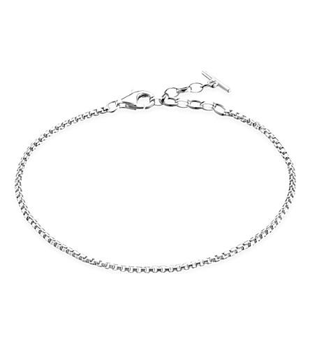 THOMAS SABO Sterling silver filigree bracelet