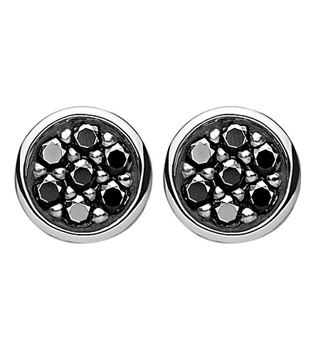 THOMAS SABO Glam & Soul sterling silver and zirconia earrings