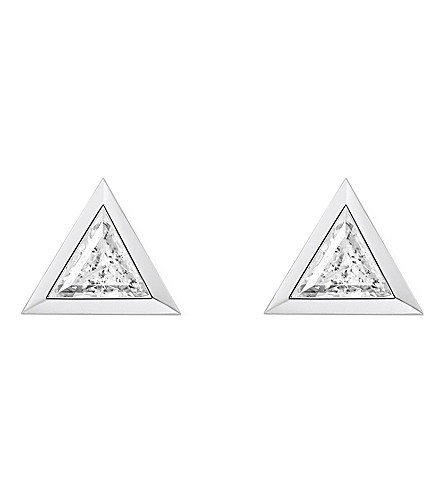 THOMAS SABO Glam & Soul triangle sterling silver ear studs