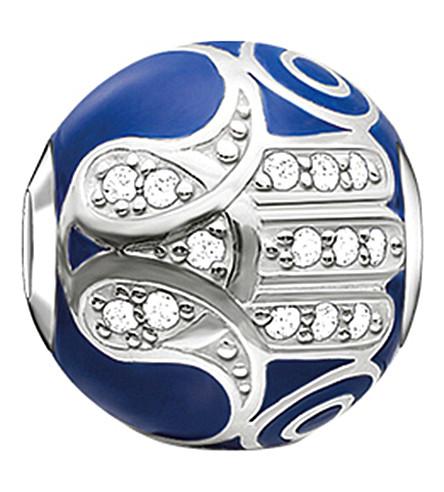 THOMAS SABO Karma beads Fatima's hand sterling silver bead