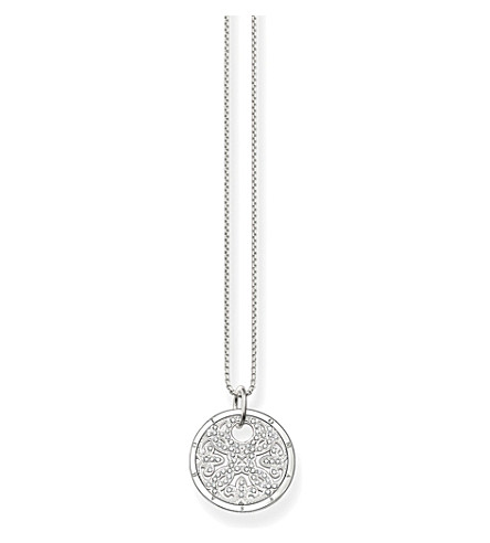 THOMAS SABO Glam & soul sterling silver necklace